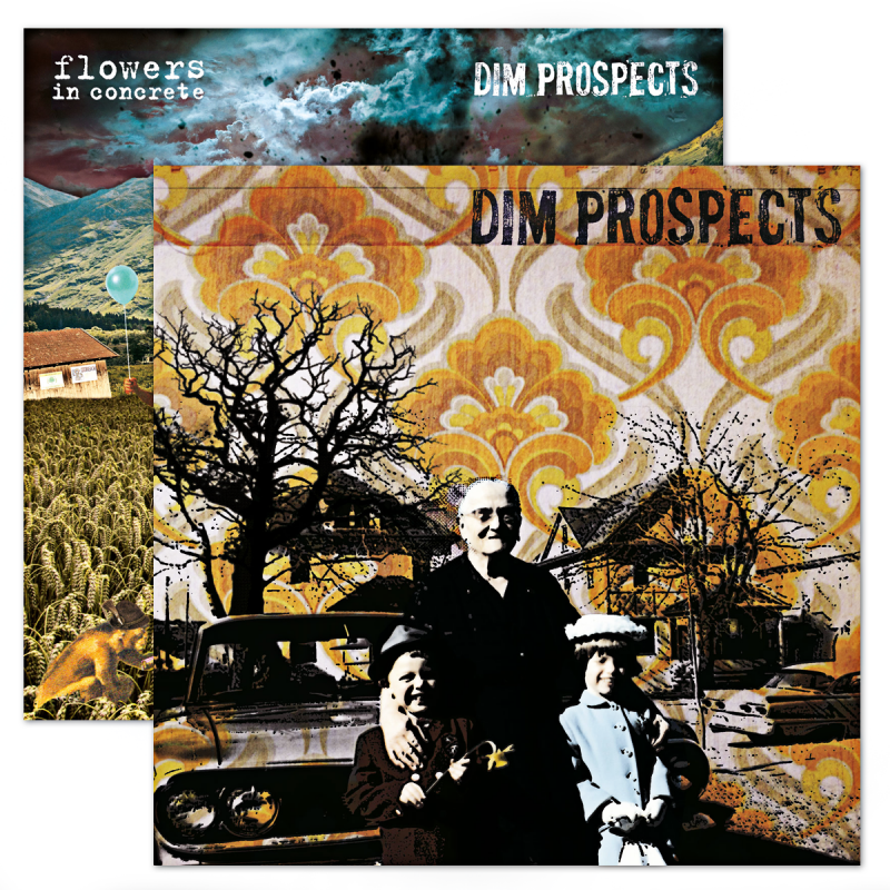DIM PROSPECTS 2 x LP Bundle